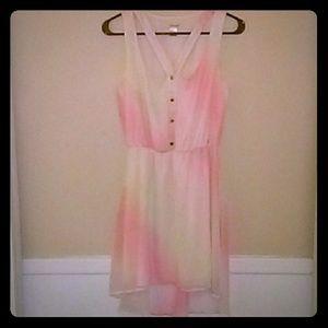 💖❤Self Esteem💓💗 Ladie's Blouse Dress Small👗👗
